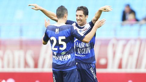 3 điểm nữa sẽ giúp Troyes chính thức giành quyền thăng hạng Ligue 1