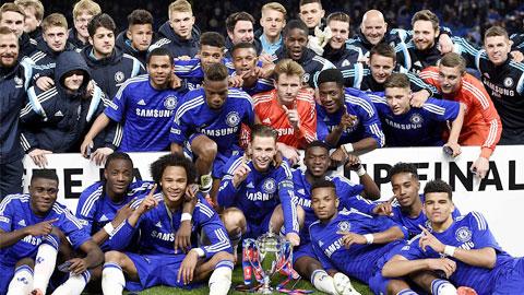 U18 Chelsea tiếp tục gặt hái những thành công