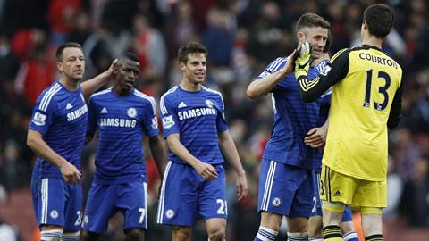 Chelsea là tập hợp của những cựu binh lão luyện và những nhân tố trẻ tài năng