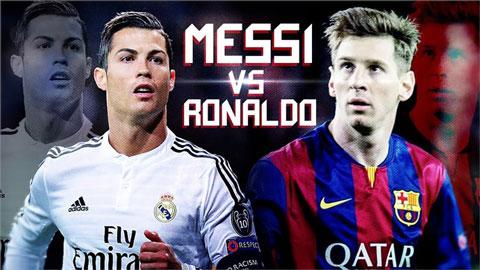 Ronaldo và Messi đều có những mặt mạnh của riêng mình