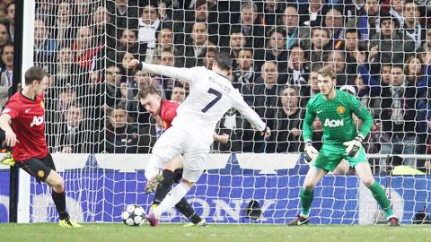 De Gea có thể sẽ trở thành đồng đội của Ronaldo tại Real ngay mùa Hè này