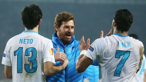 HLV Villas-Boas đã sẵn sàng rời Zenit sau 1 năm gắn bó