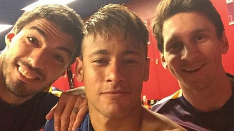 Bộ ba này cũng có thể là một trong những bí quyết thành công của Barca