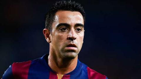 Xavi từng là đồng đội của Javi Martinez ở ĐT Tây Ban Nha