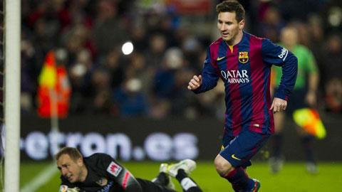 Messi đang bùng nổ trở lại và có cơ hội lớn giành Pichini mùa này