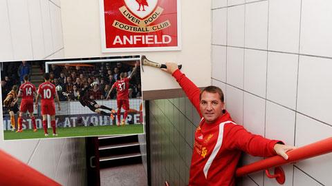 HLV Rodgers thất bại khi muốn tái hiện quãng thời gian hào hùng của Liverpool 25 năm trước