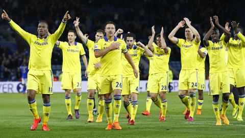 Những kỷ lục của cả hàng công và hàng thủ tại Premier League mùa này đã chứng minh sự toàn diện của Chelsea