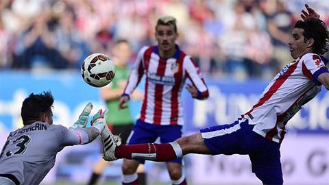 Atletico 0-0 Bilbao: Khổ chiến ở thủ đô