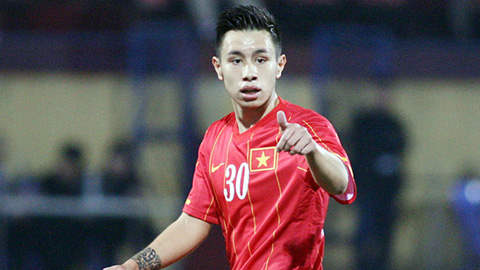 Michal Nguyễn từng được thử sức trong màu áo ĐT Việt Nam.