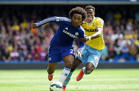 Willian biết cách ghi điểm với Mourinho