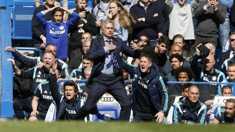 Vai trò của Mourinho không còn giống như ở Inter hay Real