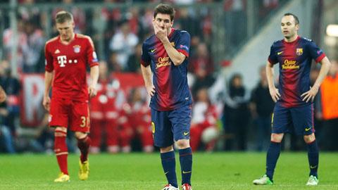 Barcelona vs Bayern Munich - Lịch thi đấu hôm nay và rạng sáng mai (7/5)
