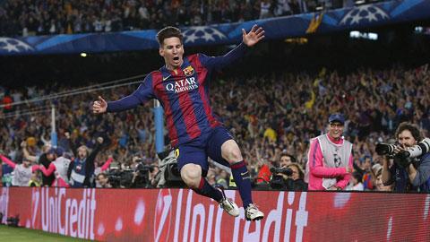 Kết quả bóng đá Barca 3-0 Bayern: Messi! Messi! Messi!