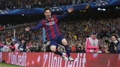 Barcelona 3-0 Bayern Munich:Siêu nhân Messi