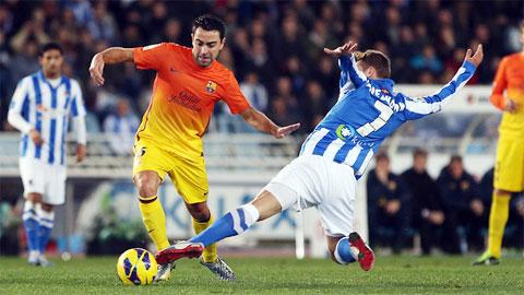 Lịch thi đấu bóng đá: Barcelona vs Real Sociedad 23h00 ngày 9/5