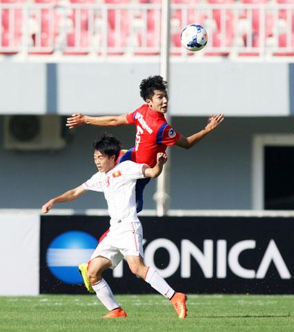 Dự đoán tỷ số trận U23 Việt Nam vs U23 Hàn Quốc