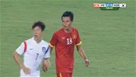 U23 Việt Nam 0-0 U23 Hàn Quốc: Chiến đấu hết mình