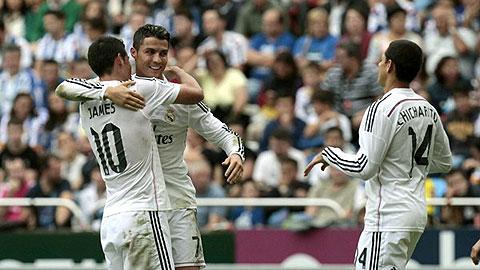 Real sẽ giành trọn 3 điểm trước Valencia?