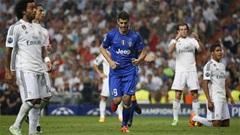 Real Madrid 1-1 Juventus: Lời nguyền khó giải
