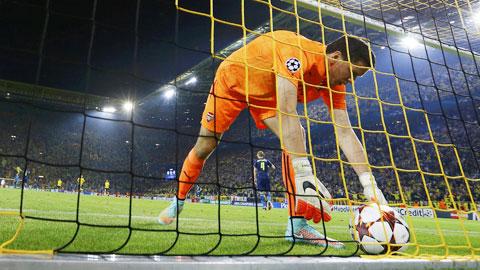 Arsenal trả giá đắt khi HLV Wenger đặt niềm tin vào thủ thành Szczesny