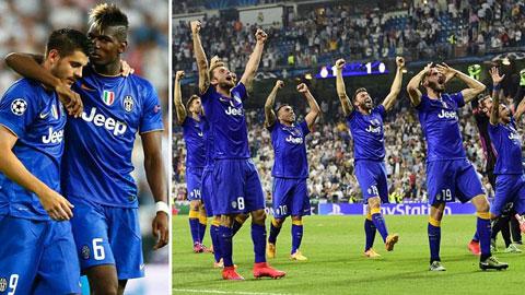 Juventus mang lại sự phấn khích cho những người yêu mến bóng đá Italia