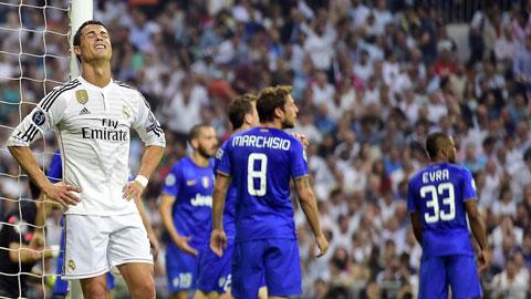 Thất bại tại Champions League khiến Ronaldo và đồng đội đứng trước nguy cơ bị đẩy khỏi Real