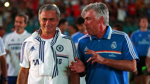 Mourinho đang hạnh phúc ở Chelsea