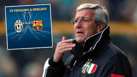 Juve sẽ gây sốc trước Barca trong trận chung kết Cúp C1?