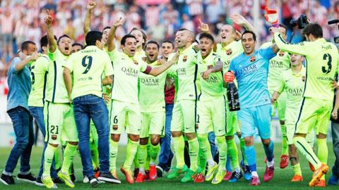 """Nếu luận trên khái niệm """"vô đối"""" thì chính Barca mới xứng đáng với danh xưng này"""