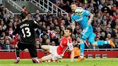 Arsenal 0-0 Sunderland:Không thể xuyên phá