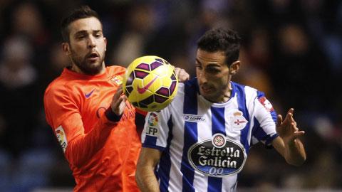 La Liga quyết liệt cuộc chiến trụ hạng