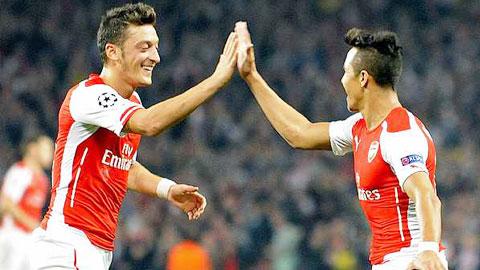 Chuyển nhượng ở Arsenal: Săn sao số hay ươm mầm?