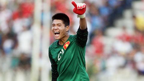 Thủ môn Phí Minh Long: Lá chắn tin cậy của U23 Việt Nam