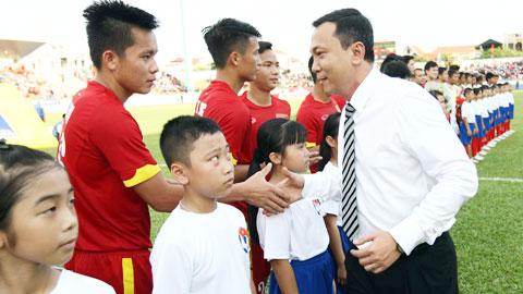 Chùm tin bóng đá Việt Nam (23/5)