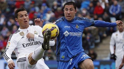 01h30 ngày 24/5, Real Madrid vs Getafe: Món quà giã biệt