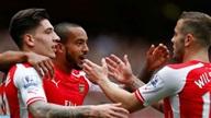 Arsenal 4-1 West Brom: Thăng Hoa