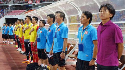 """HLV Toshiya Miura: """"Chúng tôi sẽ thắng Thái Lan ở Mỹ Đình!"""""""