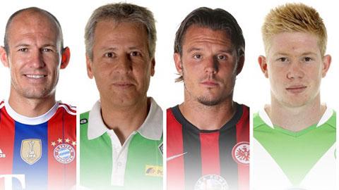 Những cái hay nhất và tệ nhất tại Bundesliga
