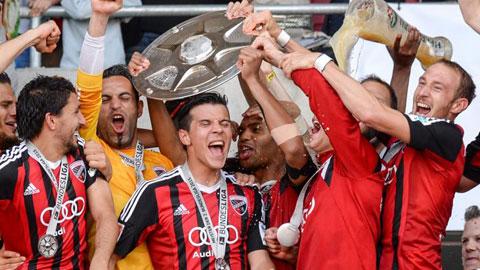 ĐIểm mặt những đội bóng được thăng hạng ở các giải VĐQG hàng đầu châu Âu