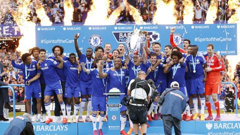 Chelsea: Nhà vô địch tuyệt đối