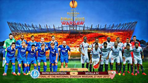 01h45 ngày 28/5, Sevilla vs Dnipro: Khi hiện tượng cúi đầu trước... biểu tượng