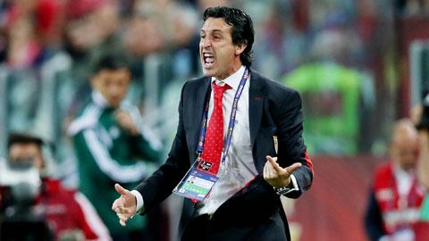 Chung kết Europa League 2014/15: Emery vươn tới tầm cao mới