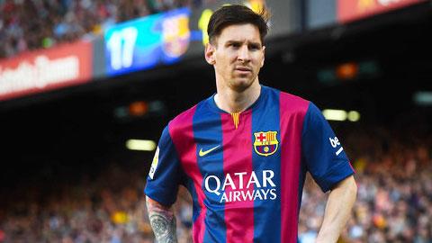 Độc giả báo thân Real bầu Messi xuất sắc nhất mùa La Liga 2014/15