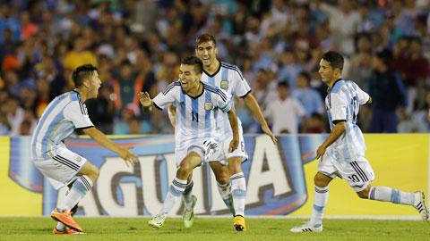 Argentina chính là ứng viên sáng giá nhất cho chức vô địch giải đấu năm nay