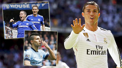 10 cầu thủ xuất sắc nhất châu Âu mùa này