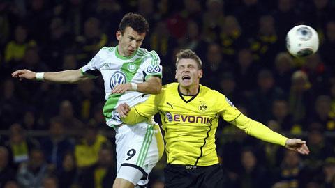01h00 ngày 31/5, Dortmund vs Wolfsburg: Khẳng định... số hai