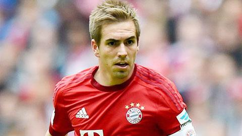 Lahm đã có được mọi thứ với Bayern