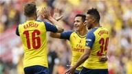 Arsenal 4-0 Aston Villa:Chiến thắng hủy diệt