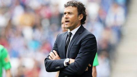 HLV Enrique đánh giá Juventus là đội bóng rất bản lĩnh
