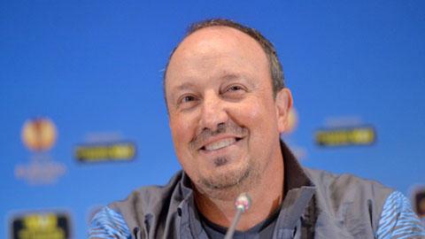 HLV Benitez đã ở rất gần với Real